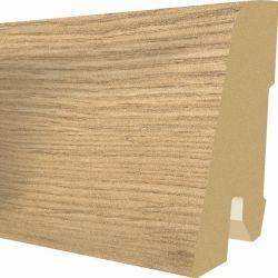 Plinta MDF Egger 60x17 mm culoare Stejar Alberta terra