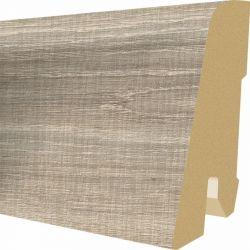 Plinta MDF Egger 60x17 mm culoare Stejar Bardolino gri