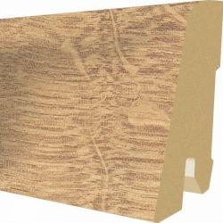 Plinta MDF Egger 60x17 mm culoare Stejar Arlington