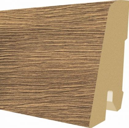 Plinta MDF Egger 60x17 mm culoare Stejar Knoxville