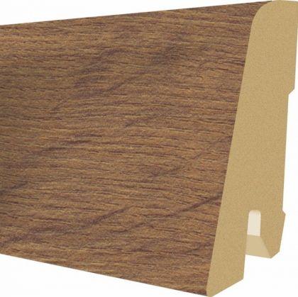 Plinta MDF Egger 60x17 mm culoare Stejar Arlington inchis