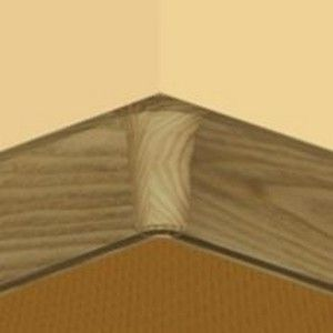 Set 4 buc piese de colt interior plinta PBC605.157