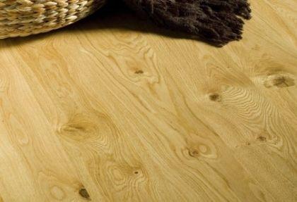 Parchet triplustratificat cu o lamela Stejar Cottage Premium lacuit - 2,72 MP