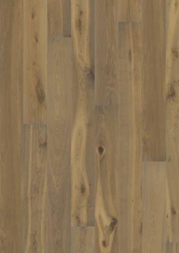 Parchet triplustratificat cu o lamela Stejar Story Afumat Sandstone Natural uleiat - 3,41 MP