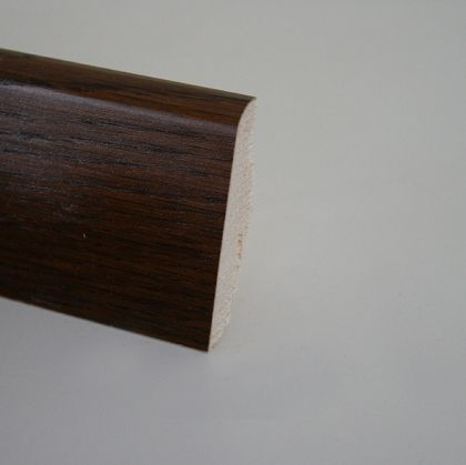 Plinta din lemn 19x58x2500 mm Karelia Oak Black Pepper