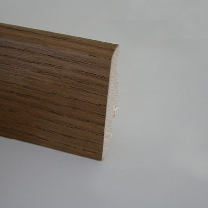 Plinta din lemn 19x58x2500 mm Karelia Oak Ebony