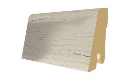 Plinta MDF Egger 60x17 mm culoare Stejar Nisip cu crapaturi