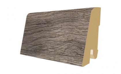 Plinta MDF Egger 60x17 mm culoare Stejar Brut argintiu