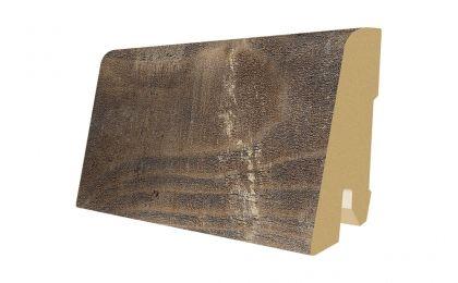 Plinta MDF Egger 60x17 mm culoare Stejar Invechit gri