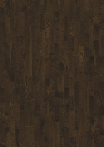 Parchet triplustratificat cu 3 lamele Karelia Stejar Afumat deschis Matt lacuit - 3,41 MP