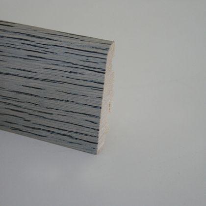 Plinta din lemn 19x58x2500 mm Karelia Oak Concrete Grey
