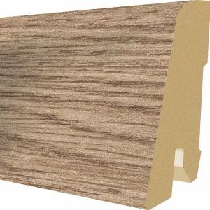 Plinta MDF Egger 60x17 mm culoare Stejar Cortina