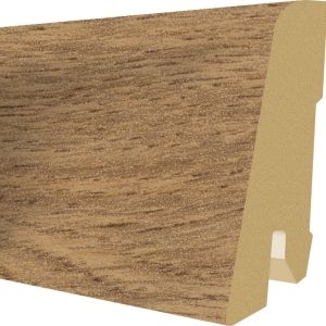 Plinta MDF Egger 60x17 mm culoare Stejar Oxford