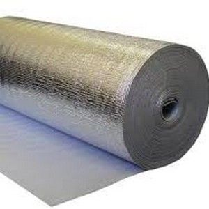 10 mp folie pentru parchet PEE aluminizata grosime 3 mm, culori diferite