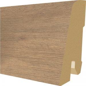 Plinta MDF Egger 60x17 mm culoare Stejar Amiens Deschis
