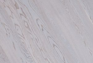 Parchet triplustratificat cu o lamela Stejar Elara Alb Mat lacuit - 2,2 MP