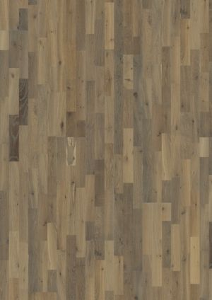 Parchet triplustratificat cu  3 lamele Stejar Afumat Sandstone Natural uleiat - 2,54 MP