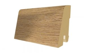 Plinta MDF Egger 60x17 mm culoare Stejar Clasic natur