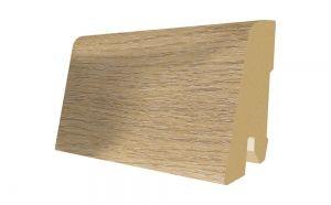 Plinta MDF Egger 60x17 mm culoare Stejar Elegant nisip
