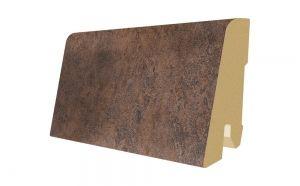 Plinta MDF Egger 60x17 mm culoare Metal Bronz