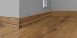 Plinta lemn 22x60x2400 mm Karelia Oak Tan