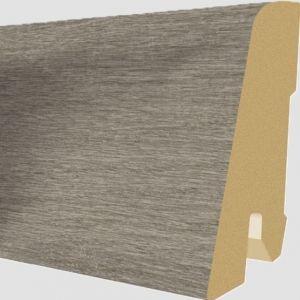 Plinta MDF Egger 60x17 mm culoare Stejar Herriard Gri