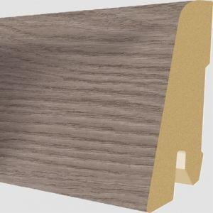 Plinta MDF Egger 60x17 mm culoare Stejar Edington Inchis