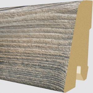 Plinta MDF Egger 60x17 mm culoare Stejar Huntsville Gri