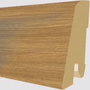Plinta MDF Egger 60x17 mm culoare Stejar Bennett Natur