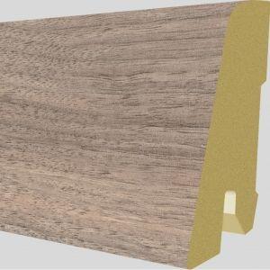 Plinta MDF Egger 60x17 mm culoare Nuc Langley Deschis