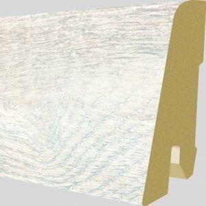 Plinta MDF Egger 60x17 mm culoare Stejar Abergele Natur