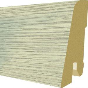 Plinta MDF Egger 60x17 mm culoare Stejar Asgil Deschis