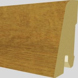 Plinta MDF Egger 60x17 mm culoare Stejar Brynford Natur