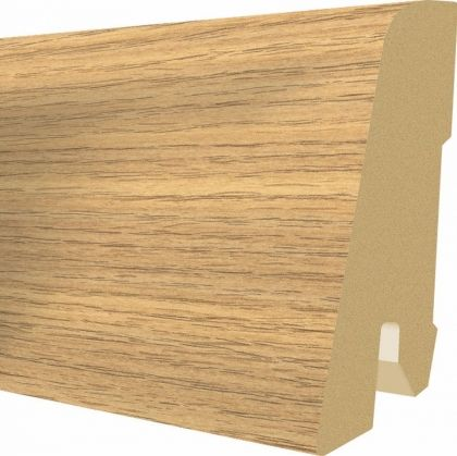 Plinta MDF Egger 60x17 mm culoare Stejar Valley color