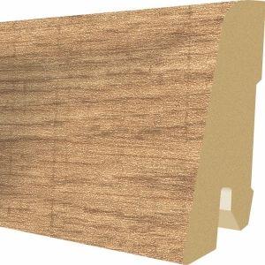 Plinta MDF Egger 60x17 mm culoare Stejar Melange Nord