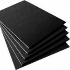 5 mp polistiren extrudat pentru parchet grosime 5 mm, negru