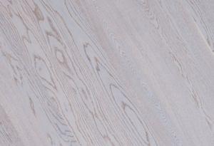 Parchet triplustratificat cu o lamela Stejar Elara Alb Mat lacuit - 2,0 MP