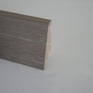 Plinta din lemn 19x58x2500 mm Karelia Oak Aged Ivory Stonewashed
