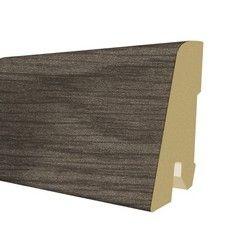 Plinta MDF Egger 60x17 mm culoare Stejar Grove gri maroniu