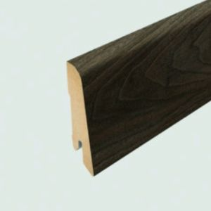 Plinta MDF Egger 60x17 mm culoare Medium Bedollo Walnut